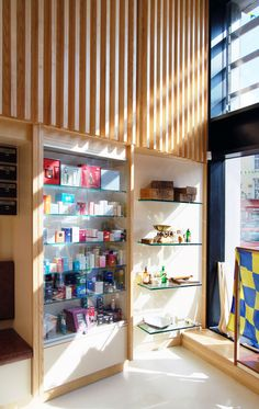 pharmacy fit out Passive House, Pharmacy, Divider, Building, Fit, Projects, Room, Furniture, Home Decor