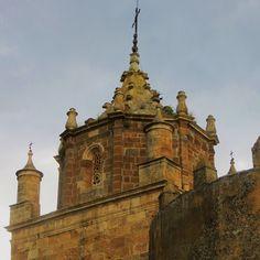 Tour de l'hommage (XIIIe siècle), monastère royal de Santa María de Veruela, Vera de Moncayo, province de Saragosse, Aragon, Espagne. #tower