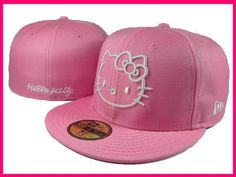 Hello Kitty New Era 59 Fifty Fitted Cap