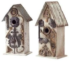 cute birdhouses, also wanted to show you a new amazing weight loss product sponsored by Pinterest! It worked for me and I didnt even change my diet! I lost like 16 pounds. Check out image