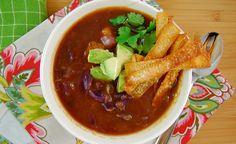 La Petite Maison Verte: Butternut Squash and Black Bean Soup