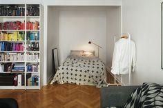 Bedroom nook... cozy