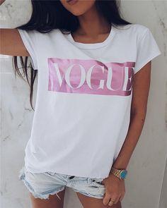 WUAI-Women T-Shirt Plus Size Casual Short Sleeve Summer Tops Crewneck Graphic T-Shirt Tops Tees