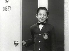 *CUBBY O'Brien: was the only musician among theMouseketeers who was allowed to play on-camera; whether this had something to do withWalt casting him or not is unknown.CertainlyCubby never had the rumors of favoritism surrounding him likeAnnette did,possibly because his skill was obvious to all.In the show's1st wk,he got to play drums for TalentRound-Up day in a combo with his father Hack+brother Warren. From then on he was given many oppertunities to play.