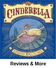 Cinderella by Barbara McClintock | Juv. 398.2 McClintock | Although mistreated by her stepmother and stepsisters, Cinderella meets her prince with the help of her fairy godmother.