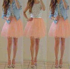 #fashion #skirt #outfits