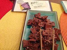 The Boss chocolate bar, Patric Chocolates. Bean-to-Bar, microbatch chocolate tasting http://www.everintransit.com/chocolate-garage/