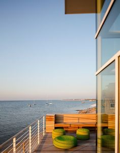 Casa Richard Meier (Foto: Trevor Tondro / The New York Times)