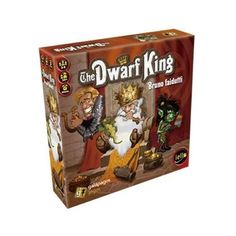 [SUBMARINE] The Dwarf King - Card Game - R$ 39,99