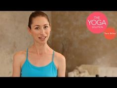 Tara Stiles' Beginner Yoga Playlist. Videos are at 10 min so it's great to tack on as an additional workout or to relax. Loved these!