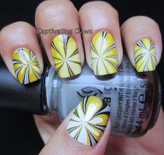 Captivating Claws-- Weekly Water Marble