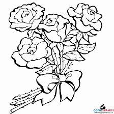 Imagini pentru trandafiri de colorat