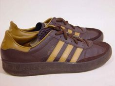 Adidas Madrid - Trimm Trab city editions. Nice casual touch