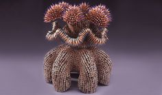 Colored Pencil Sculptures at WomansDay.com - Jennifer Maestre's Extreme Art - Woman's Day