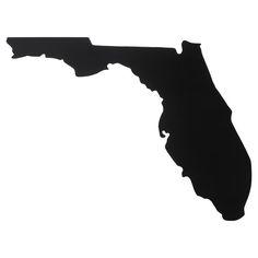 Florida Magnet Blackboard