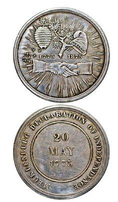 1875 Mecklenburg Declaration
