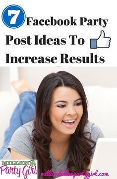 Frustrated with your facebook party results? Me too! Learn a new Facebook Party strategy I created for direct sellers to increase sales, bookings and sponsoring leads, including a scheduling tool called CinchShare (it's awesome!) and a tutorial on how to use google forms to create a virtual door prize slip. Don't party without these tools!