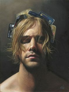 Works :: Mitch Griffiths - Halcyon Gallery ::