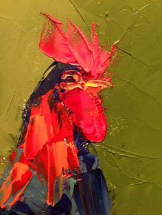 30 in 30 - Day Nine, painting by artist Leslie Saeta