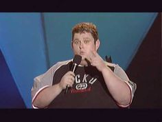 ralphie may PT 2: He is an equal opportunity offender! Warning.... this routine IS NOT for everyone. He is not PC, uses language that may offend, and can be vulgar. Be forewarned.