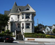 Gosby House Bed and Breakfast in Carmel, Ca.