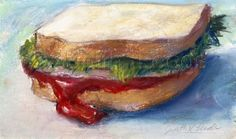 SANDWICH by Judith Leeds
