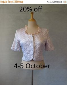 Louisa Amelia Jane Vintage on Etsy. Only 3 hours left for 20% off the whole store.