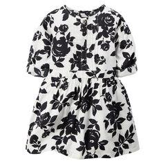 Kid Girl Floral Dress | Carters.com