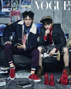 EXO take part in 'Star Wars' themed photoshoot for 'Vogue'   allkpop.com