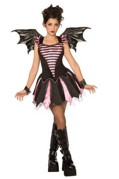SWEETHEART BAT ADULT COSTUME available at www.rebelcircus.com #halloween #costume