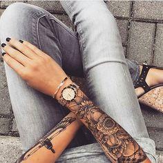 @__m_i_l_a__ ❣FOLLOW @tattooinkspiration