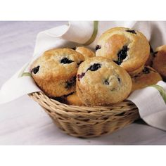 Blueberry Muffins ❤ liked on Polyvore featuring food, pictures, backgrounds, food and drink and photos
