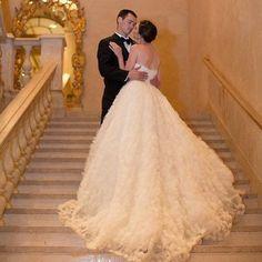 Gazing at beauty with this @inesdisanto bride. #inesdisanto #realbride #realwedding #bride #brideandgroom #bridegroom #wedding #bridal #bridalgown #bridaldesigner #celebrate #ido #weddingideas #weddingdress #bridalstyle #bridalfashion #bridaldream #dreamwedding #dreamdress #luxurywedding #ido #gettingmarried #fabulous #mrandmrs #goals #weddingplanning #justmarried #beauty #2016bride #StrictlyWeddings by strictlyweddings