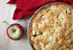 Deep-Dish Dutch Apple Pie, Winkel Style (the best apple pie you will find in Amsterdam)