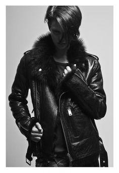 Rock 'n' Roll Style ✯ R13 Shearling
