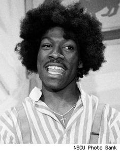 Buckwheat played by Eddie Murray on Saturday Night Live