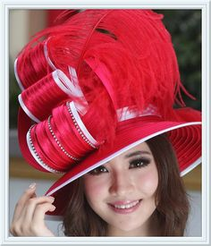 0325bf8b332 10 Best Hats   Things for Red   Pink Hat Ladies images