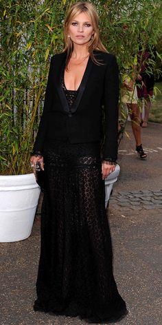 #Hair #KateMoss #Celebrity #Blondes #LongHair www.hairadvisor.ca via (www.instyle.com)