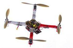 Quadcopter MaxiQuad ARTF