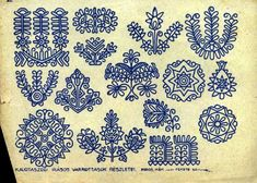 Grab your Discounted Cross Stitch Full Range Embroidery Starter Kit! Specification: size Embroidery Premium Set: Full range of embroidery starter kit with all the tools you need to embroider; Hungarian Embroidery, Folk Embroidery, Learn Embroidery, Chain Stitch Embroidery, Embroidery Stitches, Embroidery Designs, Stitch Head, 4 Tattoo, Batik Pattern