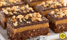 Opera Cakes With Peanuts Recipe - Your Food Tube