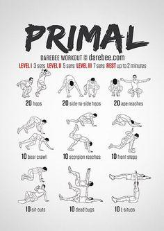 Visual inspiring workouts!!