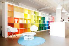 Image result for colourful workspace