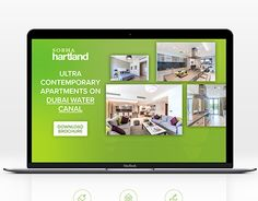 """Check out new work on my @Behance portfolio: """"Landing Page - Real Estate"""" http://be.net/gallery/52993199/Landing-Page-Real-Estate"""