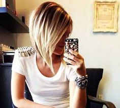 20 Modern Bob Haircuts | The Best Short Hairstyles for Women 2015