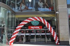 ie gallery page. Balloon Arch, Balloons, Balloon Release, Arches, Gallery, Design, Bows, Arch