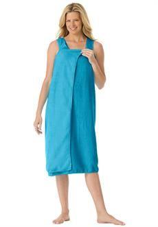 Plus Size Wearable towel