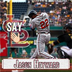 #SayHey to the newest Cardinal, Jason Heyward!