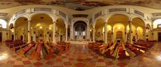 Panorama360 photography Istra - Croatia Bale - Valle  Church of St. Elizabeth photography wall art 19,6x15,7  inches by GiftsPersonalisedArt on Etsy