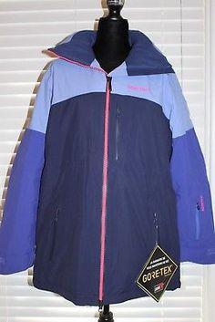 Marmot Jumpturn Windproof Ski Jacket Parka Coat MSRP $450 GORE-Tex Women's NEW